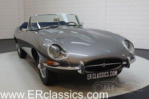 Jaguar E-type S1 Cabriolet 1967 Top restored For Sale