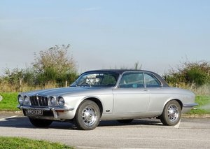 1976 Jaguar XJC 4.2 Coupe For Sale by Auction
