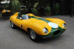 """Jaguar """"D"""" type short nose 1955 by Tempero For Sale"""