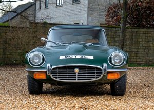 1972 Jaguar E-Type Series III Fixedhead Coup For Sale by Auction