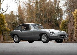 1966 Jaguar E-Type Series I 2+2 For Sale by Auction