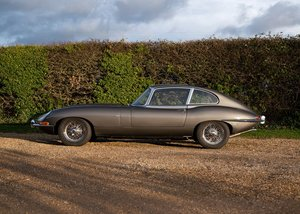 1966 Jaguar E-Type Series I 2+2 Fixedhead Coup (4.2 litre) For Sale by Auction