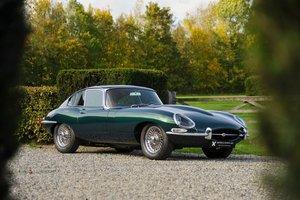 Jaguar E-Type 3.8L Coupe 1961