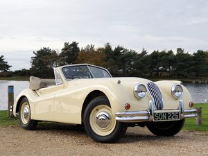 1955 Fully restored Jaguar XK 140 Drop Head Coupe For Sale