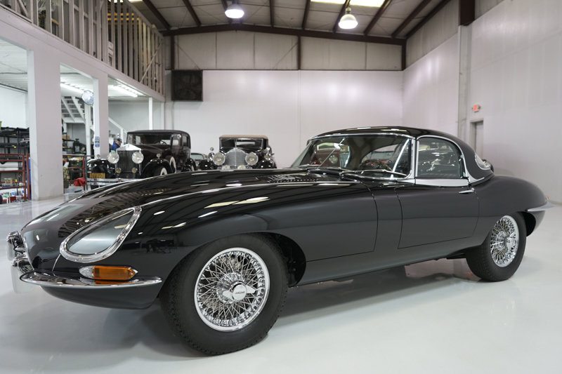 1966 Jaguar E-Type Series I 4.2-Litre Roadster For Sale (picture 3 of 6)