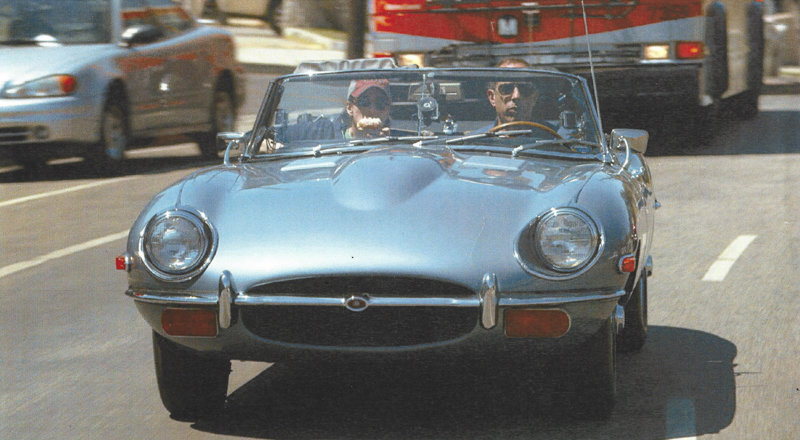 1969 Jaguar E-Type Series II 4.2-Litre Roadster For Sale (picture 6 of 6)