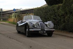 1950 Jaguar XK120 Roadster, 650 Since full engine rebuild For Sale