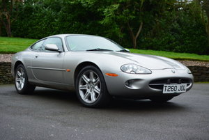 1999 Jaguar XK8 (X100) For Sale by Auction