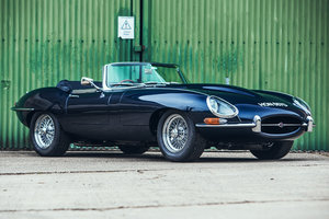 1965 Jaguar E-Type SI 4.2 OTS with Eagle Upgrades For Sale