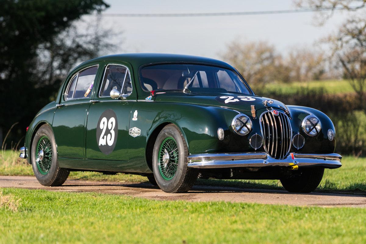 1959 Jaguar Mk 1 FIA Race Car For Sale by Auction   Car And Classic