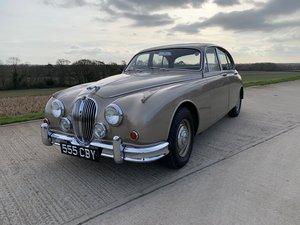 1964 Absolutely stunning Jaguar Mk2 2.4