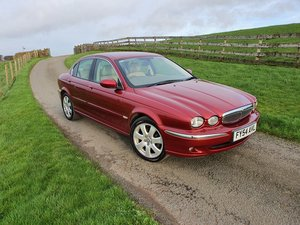 Jaguar X-type 2.5L V6 SE AWD saloon 2004 Manual