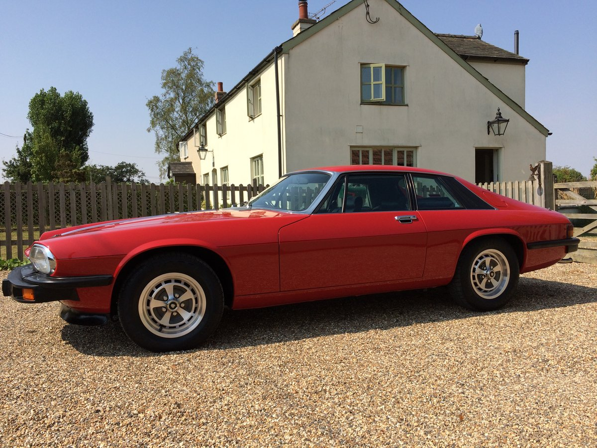 1978 JAGUAR Pre-HE XJS V12 Coupe  For Sale (picture 2 of 6)