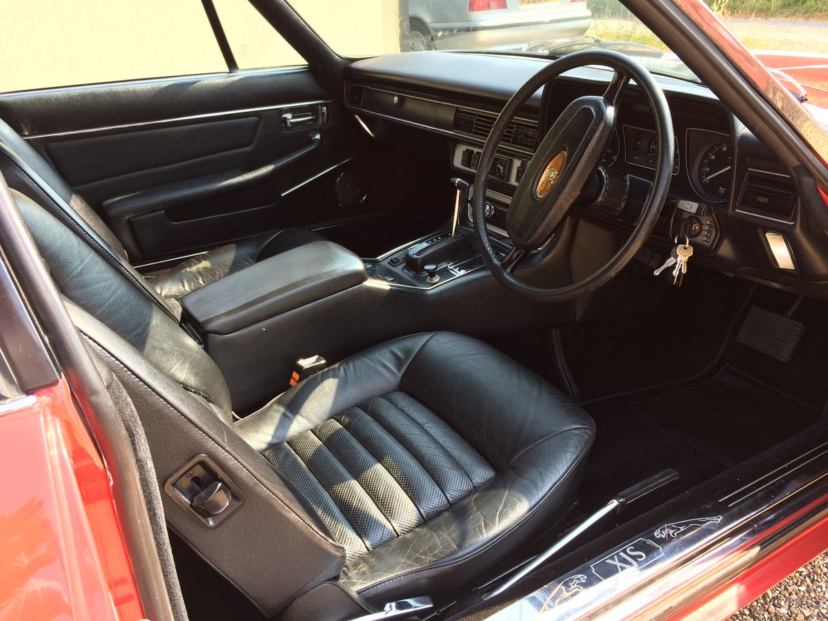 1978 JAGUAR Pre-HE XJS V12 Coupe  For Sale (picture 4 of 6)