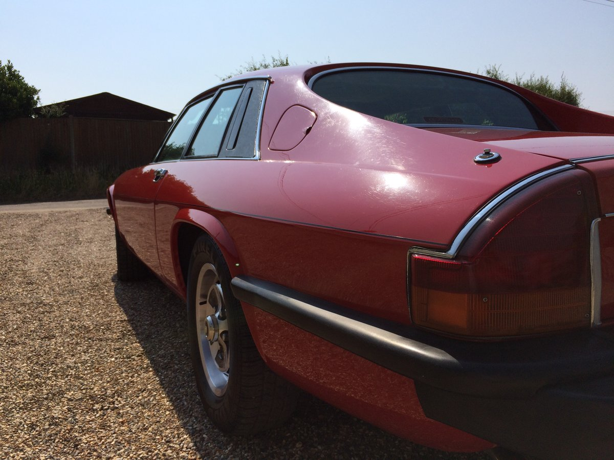 1978 JAGUAR Pre-HE XJS V12 Coupe  For Sale (picture 6 of 6)