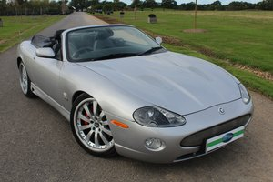 2006 XKR-S Convertible Stratstone Edition, Number 9 of 30.