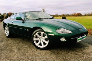 2002 XK8 Coupe 4.2 V8 For Sale