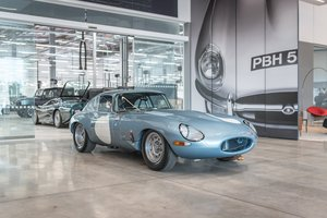 1962 E-Type Semi Lightweight Specification FIA Papers For Sale