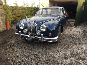 1961 Jaguar MK11