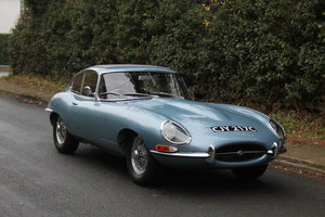 1964 Jaguar E-Type Series I 4.2 FHC, UK Matching No's