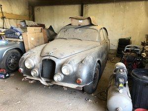 1962 3.8 MKII Auto Project 29K original miles! For Sale