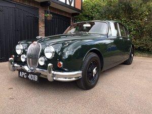 1963 Mk11 jaguar