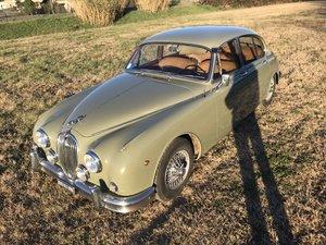 1968 Very nice original 2,4 L Jaguar Mk2 lhd For Sale