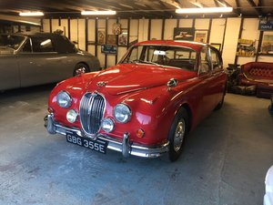 1967 Jaguar Mk2 RHD For Sale