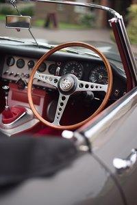 1961 Jaguar E-Type S1 3.8 Roadster UK RHD Wanted