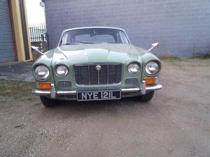 1972 Jaguar xj6 series 1 project