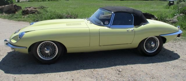 Jaguar E type 4.2 S2 Convertible 1970 Gen  RHD  48,900 miles For Sale (picture 20 of 20)