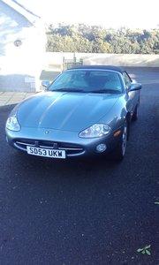 2003 Jaguar 4.2 XK8 convertible