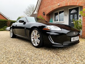 Picture of 2010 Jaguar XKR 5.0 Supercharged (510-bhp) A stunning hi spec For Sale