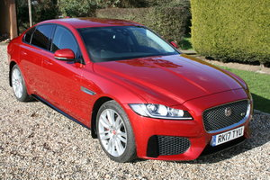 2017 Jaguar XF Supercharged 3.0i V6 Petrol Auto. 6,000 miles only For Sale