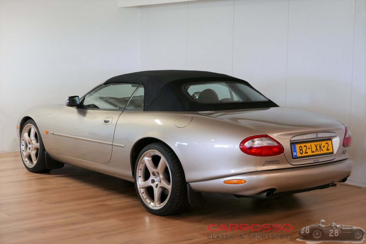 1996 Jaguar XK8 4.0 V8 Convertible in good condition For Sale (picture 2 of 6)