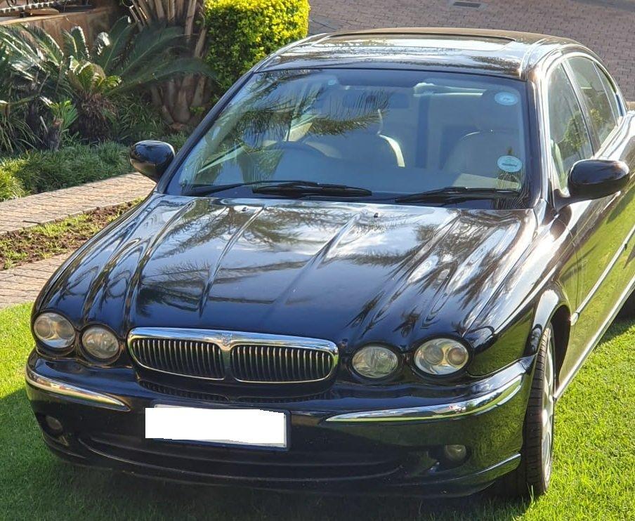 2006 Jaguar X Type Diesel 2.2  For Sale (picture 1 of 6)