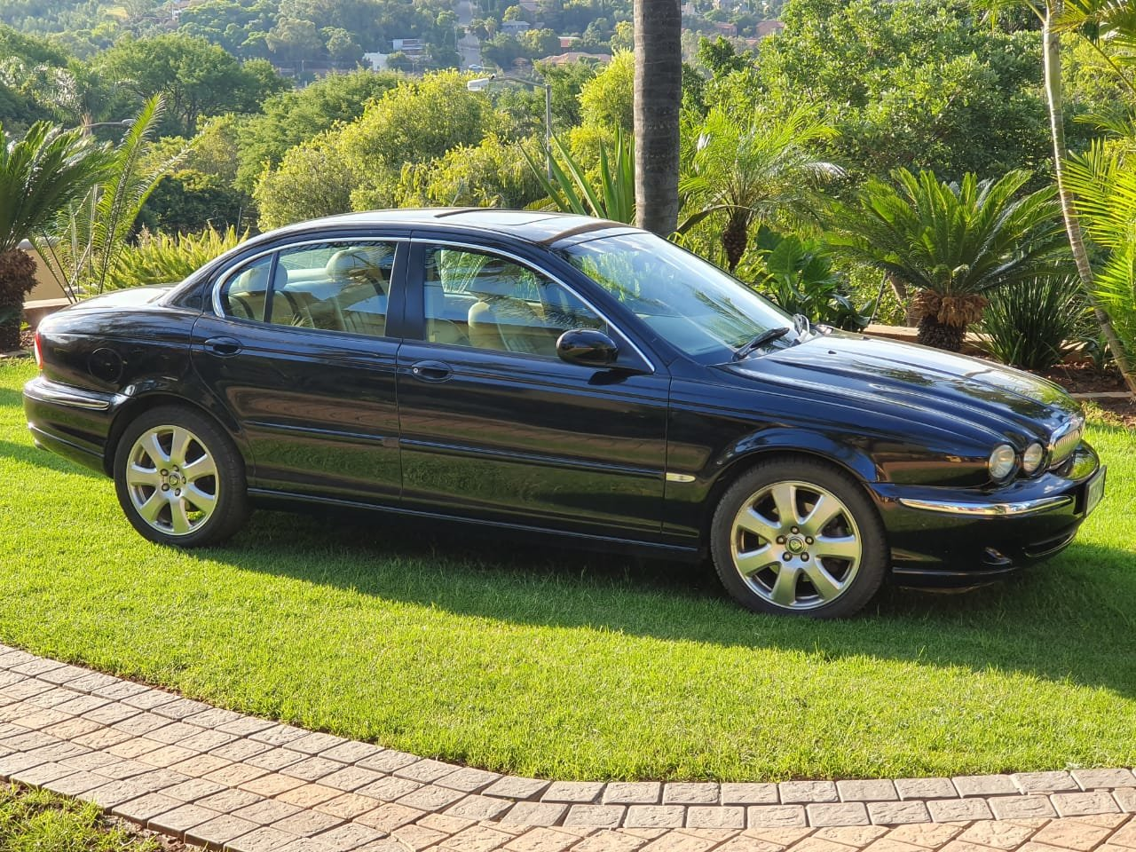 2006 Jaguar X Type Diesel 2.2  For Sale (picture 2 of 6)