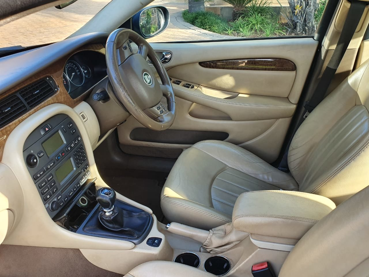 2006 Jaguar X Type Diesel 2.2  For Sale (picture 4 of 6)