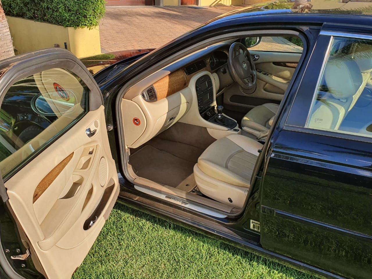 2006 Jaguar X Type Diesel 2.2  For Sale (picture 5 of 6)