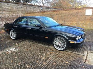 Unmarked and very high spec XJR with 53k miles