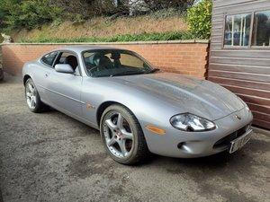 2000 Jaguar XKR (X100) For Sale by Auction