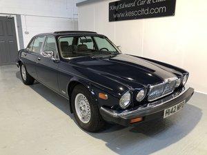 1990 Jaguar xj12 vanden plas only 54000 km L/h/d