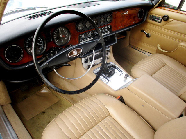 JAGUAR XJ6 2.8 FIRST SERIES (1971) RESTORED For Sale (picture 3 of 6)