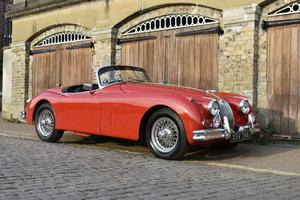 1958 Jaguar XK150 S Roadster 22 Feb 2020