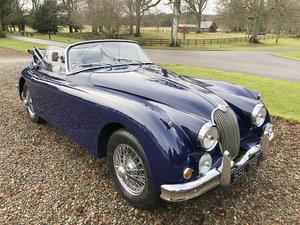1958 Jaguar XK150 Drophead Coupe 22 Feb 2020 For Sale by Auction