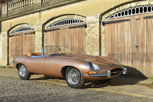 1962 Jaguar E-Type Series I Roadster 22 Feb 2020