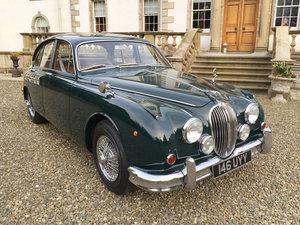 1960 Jaguar Mk II 22 Feb 2020
