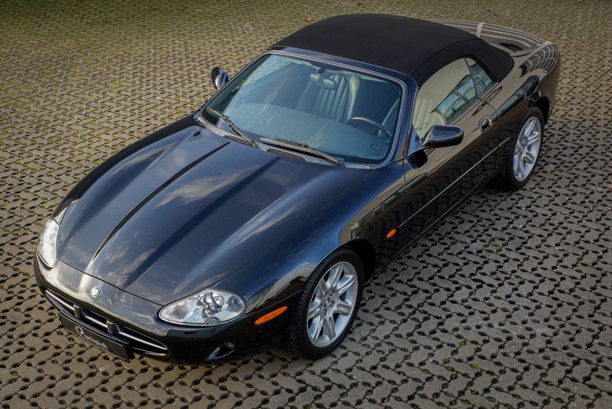 1999 Jaguar XK8 Cabriolet *5032 km*German del.*One Owner Car* For Sale (picture 2 of 6)