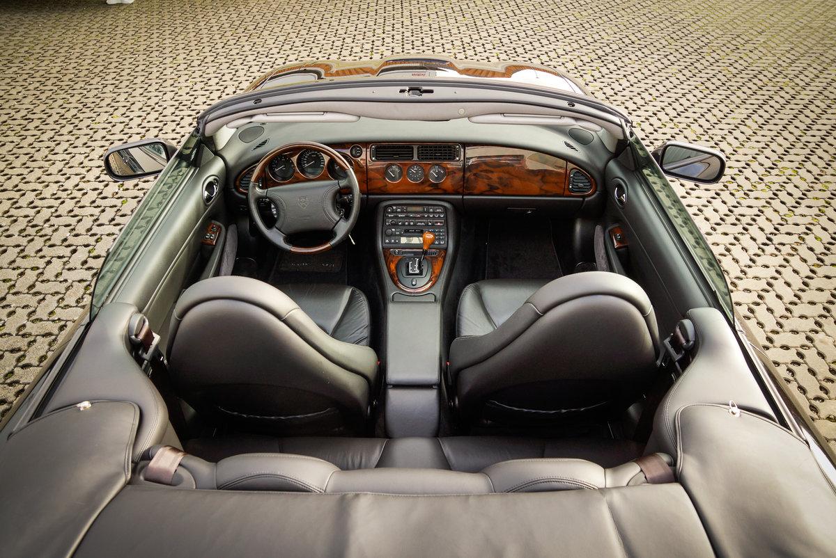 1999 Jaguar XK8 Cabriolet *5032 km*German del.*One Owner Car* For Sale (picture 4 of 6)