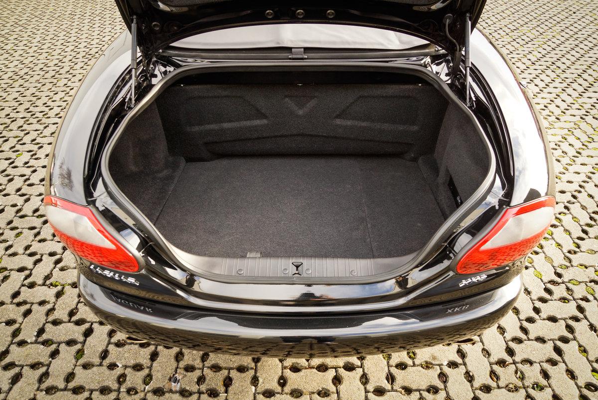 1999 Jaguar XK8 Cabriolet *5032 km*German del.*One Owner Car* For Sale (picture 5 of 6)